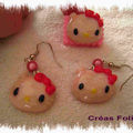 Parure Hello Kitty