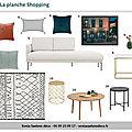 Projet client - Donner du style à une grande pièce à vivre