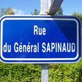 Saint-Laurent-sur-Sèvre (85), rue du Général Sapinaud