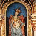 Basilique Notre Dame de Buglose, la statue miraculeuse de Notre