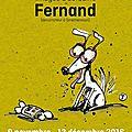 Fernand : 60 dessins et 8 illustrations inédites au club de la presse à montpellier