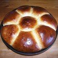 Brioche orange/carambar
