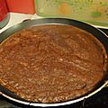 Crêpes au chocolat sans farine (philippe conticini)