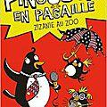 Pingouins en pagaille : Zizanie au zoo, de Jeanne Willis