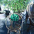 coussin arbre (tissus IKEA)