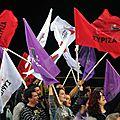 Avec Syrisa, le peuple grec peut raviver l'espoir en Europe et en France!