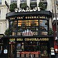 Le restaurant du roi des coquillages à paris : le charlot