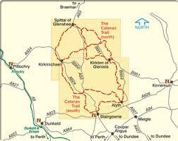 Cateran Map