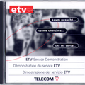 CD-Rom pour TelecomPTT - Suisse
