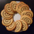Orange <b>Nutella</b> Pinwheel Cookies by Barbara...