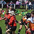 14-15, tournoi des - de 8 ans à Castillon, 6 mai 2015