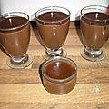 Creme au chocolat a la kalinka
