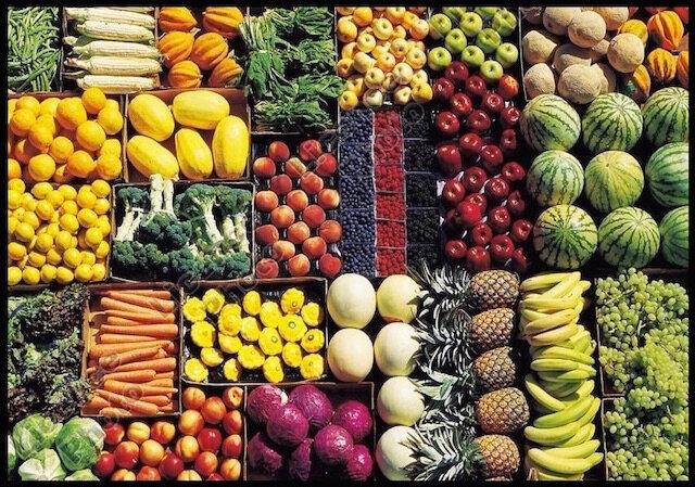 fruits legumes 5
