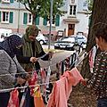 Quartier Drouot - <b>Random</b>, « tisseur » de liens au Drouot (L'Alsace)...