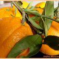 Confiture d'oranges
