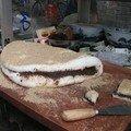 Lian gao riz,cacahuete,sucre roux