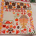 Sal automne 12 - almost the end- quasi finito- presque terminé