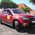 SSANGYONG Action Sports A200S <b>pick</b>-<b>up</b> double cabine 2016