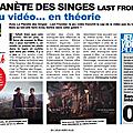 Test de La <b>Planète</b> des <b>Singes</b> : Last Frontier - Jeux Video Plus