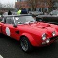 <b>Fiat</b> 124 <b>Abarth</b> Gr.4 Spider-1973