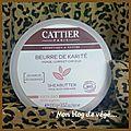 Le beurre de karité chez cattier