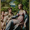 Getty announces intention to acquire Renaissance painting by Parmigianino
