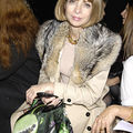 Barack Obama. Runway to Change with Special Guests <b>Sarah</b> <b>Jessica</b> <b>Parker</b> & Anna Wintour