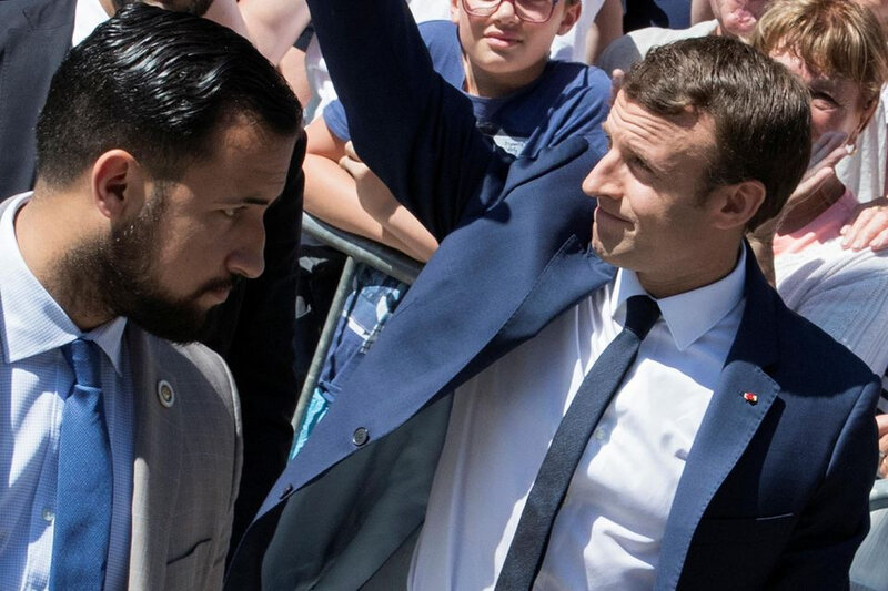 Macron Benalla 5