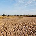 Le Fouta durant la saison sèche