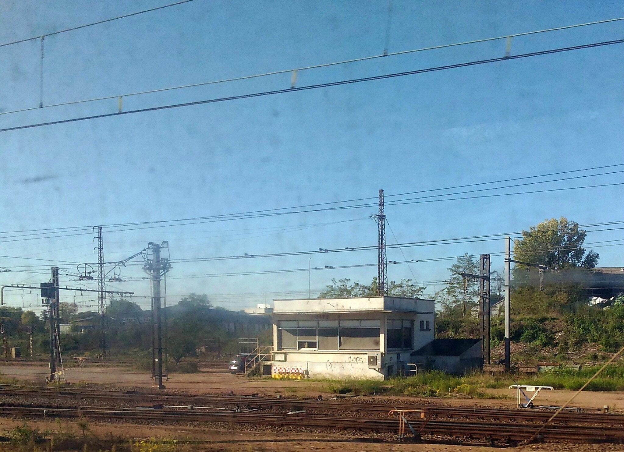 Les Aubrais Poste 4 (Loiret - 45)