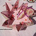 12 Fleur à Boutons ouverte JAD SAMPLER
