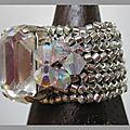 584b Anneau cristal