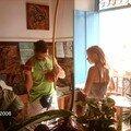 Brésil / Salvador de Bahia : Albergue Dos Anjos