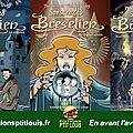 BD <b>Brocéliande</b> Elfes Korrigans...