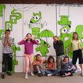 Les arts de la rue à Kervignac