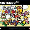 TEST: <b>PAPER</b> <b>MARIO</b> (Nintendo <b>64</b>) Suite et fin