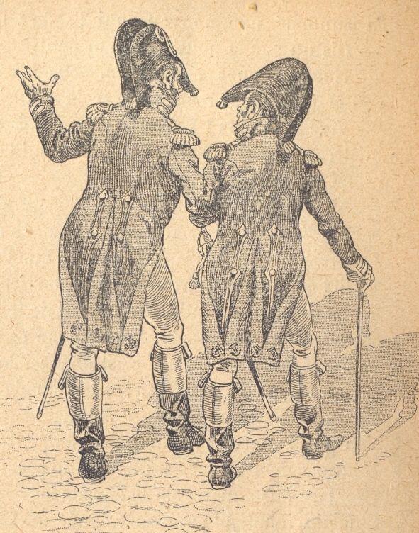Napoléon et le capitaine Infernet