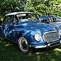 <b>AUTO</b> UNION DKW 1000S Deluxe coupé 1961