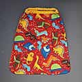 Pourquoi Lilooka offre un large choix de <b>serviettes</b> de <b>table</b> pour enfants cou <b>élastique</b>