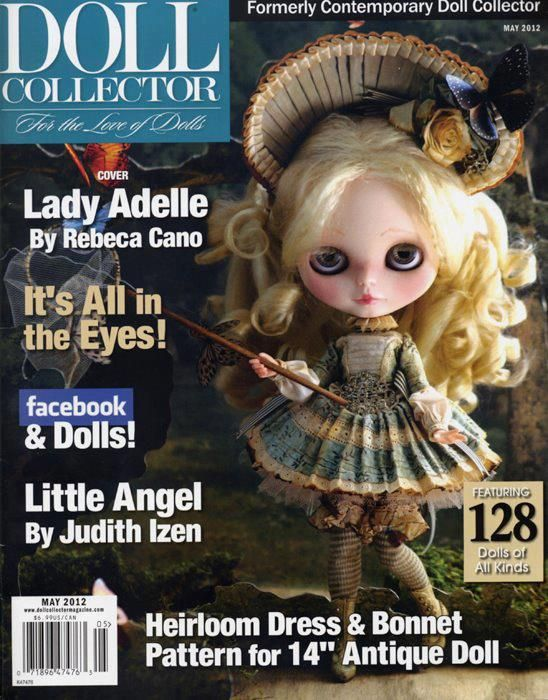 doll collector cover