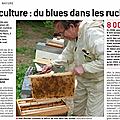 Et l'apiculture ?