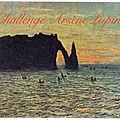 Challenge <b>Arsène</b> <b>Lupin</b>