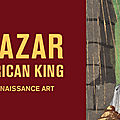 Getty opens '<b>Balthazar</b>: A Black African King in Medieval and Renaissance Art'