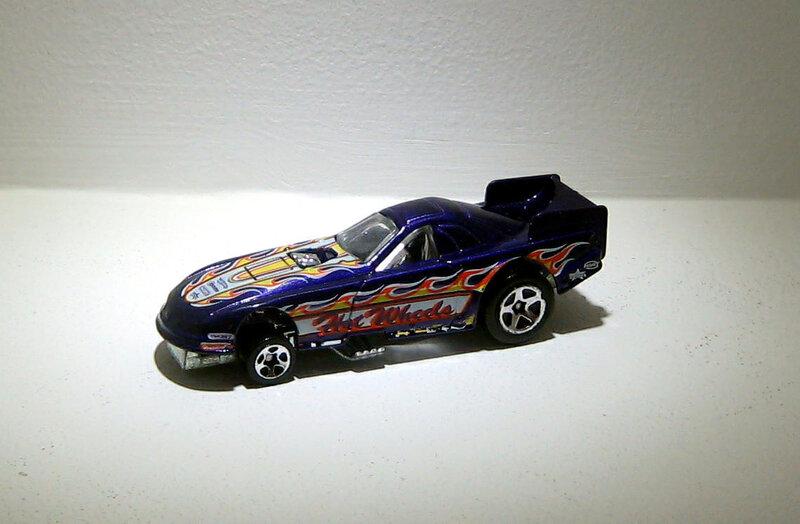 Firebird funny car (Hotwheels) 01