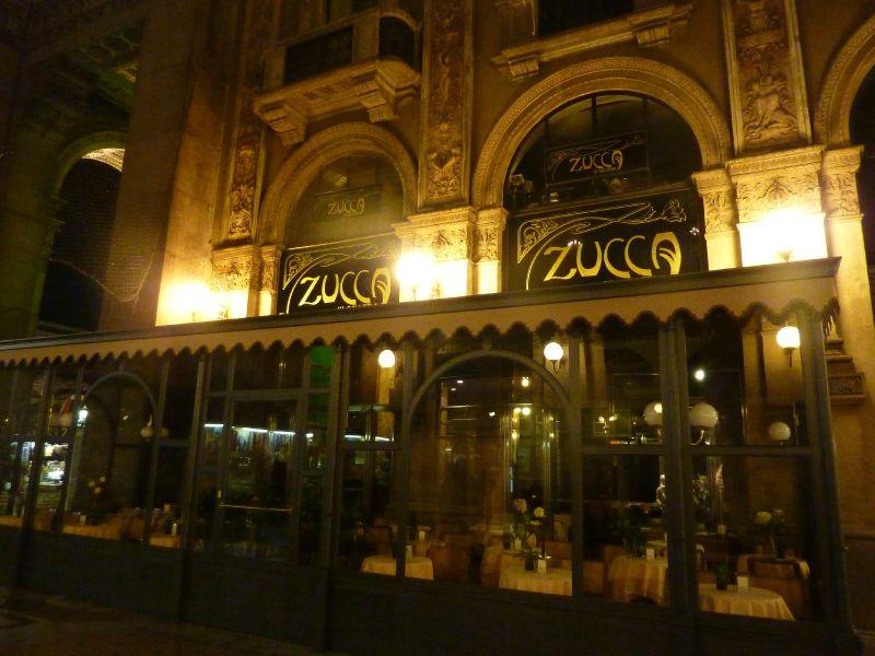 Caffe Zucca, Milano