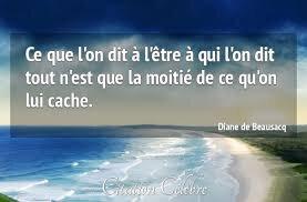 Citation Diane de Beausacq