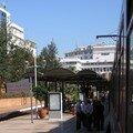 Quai Gare Rabat-ville