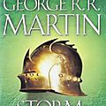 A storm of swords - a song of ice and fire, book three