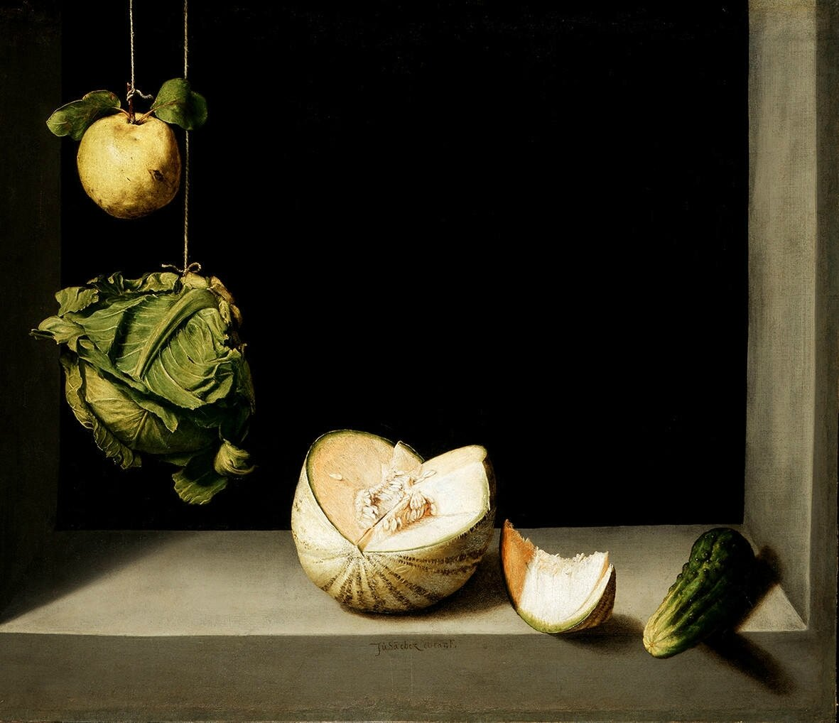 Exhibition offers a glimpse into the variety and opulence of Spanish still life paintings