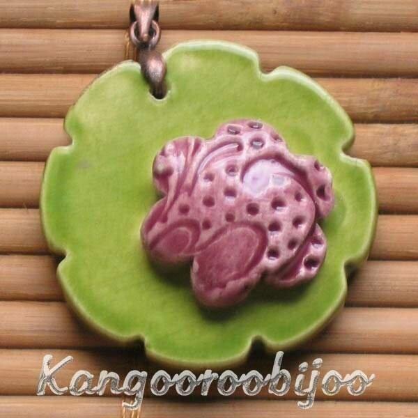 Pendentif Kangooroobijoo 0031